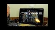 Nvidia Gtx 590 Running Crysis 2 on a 27-inch 2560 x 1440 Monitor!