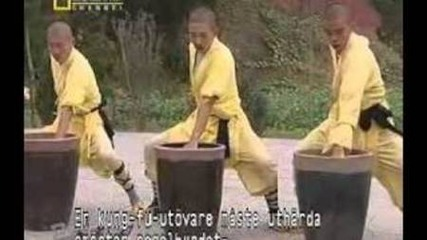 National Geographic Documentary Myths Logic Of Shaolin Kung Fu full documentary