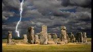 United Kingdom- England Stonehenge- Circle Within A Circle Hq- Britain Crop Circles- 3100 Bc H D