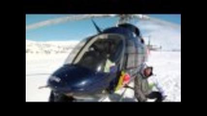 Red Bull*рагнарок-snowkite