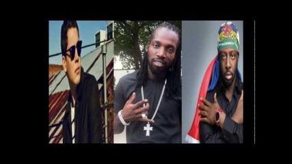Cris Cab ft. Mavado & Wyclef - Rihanna's Gun - [jan 2012]