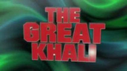Great Khali theme song