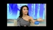 Angelique Boyer en Despierta America - Univision - parte 1