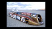 How Thrust 2 became the world's fastest car, achieving 633mph in 1983