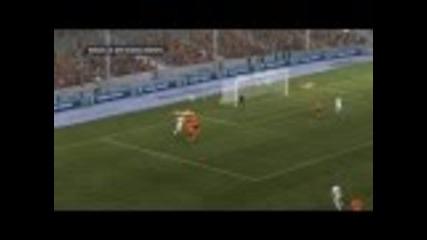 Fifa 12 - Gameplay [netherlands vs Spain] Hd