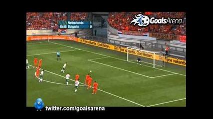 Гордейте се българи !!! Холандия България 1-2