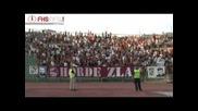 Navijanje: Sarajevo - Sloboda (1. kolo Pl Bih, 7.8.2011.)