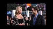 Aly Michalka on the red carpet