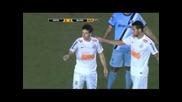 """Santos 8x0 Bolivar """"show de Neymar"""" Copa Libertadores 2012"""