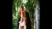 Alan Rickman - kiss in the garden/ Mesmer movie