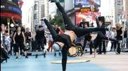 Hot Wheels & Amazing Hip Hop Dance