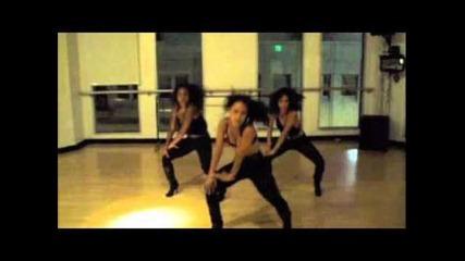 Dancehall Reggae Choreo (gta)