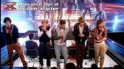 One Direction sing Summer of '69 - The X Factor
