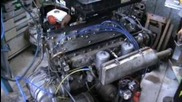 Jaguar Xj6 Engine Cold Start and Run - High Quality