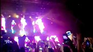 Tiesto / Sofia Airport 07/06/2014 Party All Night