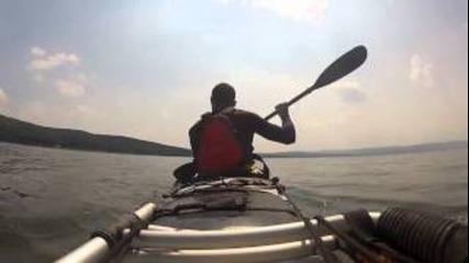 Пътят на Одисей - 900км. с каяк