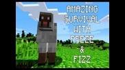 Minecraft Amazing Survival - Episode.1