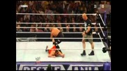 """Wrestlemania 27 Highlights - Jerry """"the King"""" Lawler vs Michael Cole Steve Austin Guest Referee"""