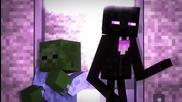Глупаво забавление - Minecraft анимация