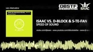 saac vs. D-block & S-te-fan - Speed of sound