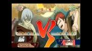 Naruto Shippuden: Ultimate Ninja Storm Generations: Kabuto (snake Cloak) vs Gaara Pts