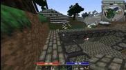 Minecraft - Hack Mine - Оцелей ако можеш ! еп.2