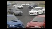 Impreza vs Lancer The Final Round - Best Motoring International
