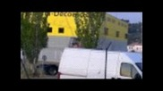 Нарисуван камион