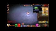 Diablo 3 - Убиването на Диабло на Инферно трудност (най-трудното)