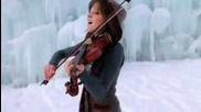 Красота,акустика и наслада:dubstep Violin- Lindsey Stirling- Crystallize
