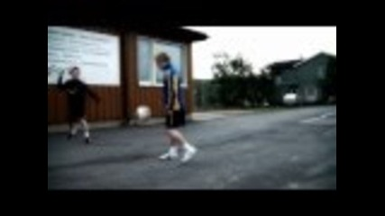 Football Freestyle - Tana 2o11 [hd] Pt. 2