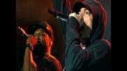 Eminem Surprises 50 Cent Show Live