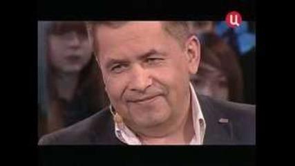 Николай Расторгуев в программе 100 вопросов взрослому