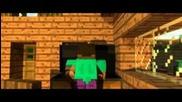 криипърски проблеми - Minecraft Parody