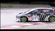 Drift King !!! With Ford Fiesta