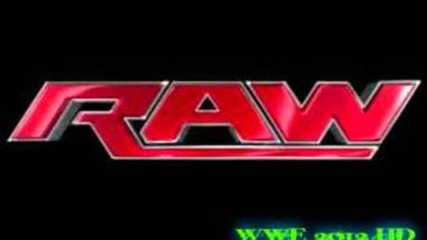 Wwe Raw 2012 Theme Song ''tonigh Is The Night'' By Outasight (full Rap Version)
