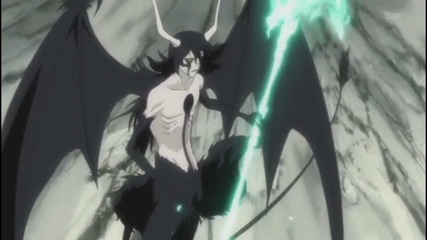 Ichigo/vasto Lorde vs Ulquiorra Full Fight eng sub/1080p