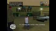 Gta: San Andreas: Mission 6 - Nines and Ak's