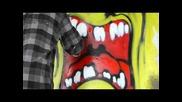 Artprimo.com Presents: Zach Rockstad Painting at Marginal Way with Belton Molotow Spray Paint