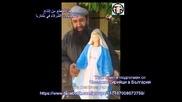 Терористите в Сирийския гр. Идлеб, чупят статуетка на Дева Мария