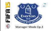 Дузпаджии |everton Manager Mode| Ep.3