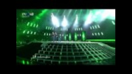 Hd Eurovision 2011 United Kingdom: Blue - I Can (final)