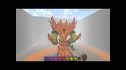 Ragnaros in Minecraft
