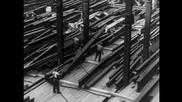 Empire State Building - Строежът през 1930