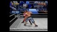 Wwe All Stars Ps2 - The Miz vs. John Cena