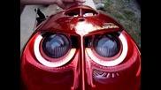 Malaguti F12 Angel Eyes !