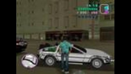 Gta: Vice City Back to the Future in