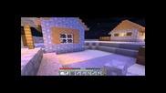 Minecraft Village Survival w/ niki72007 Ep. 01