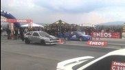Volkswagen Scirocco Gt-r vs Honda Crx Kondofrey 2014