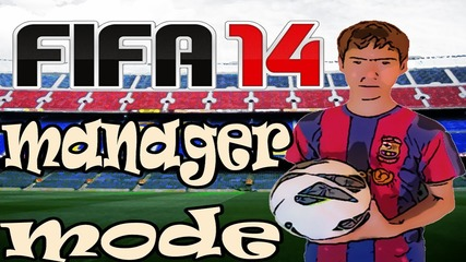 Fifa 14 Career Mode #1 начало
